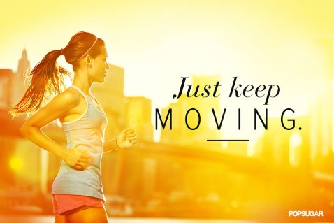 Just-keep-moving