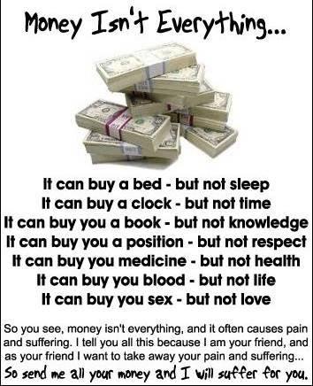 Funny money quotes (7)